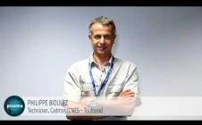 Philippe Bioulez, le MacGyver du Cadmos
